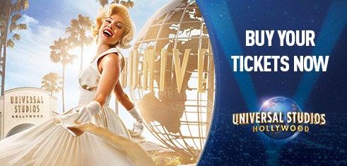 Universal Studios Offer